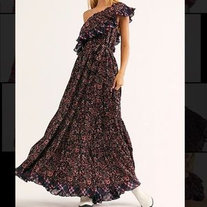 NWT Free People What About Love Maxi Dress XS $168